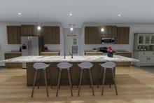 House Plan Design - Farmhouse Interior - Kitchen Plan #1060-83