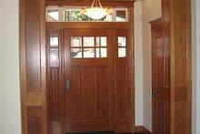 House Plan Design - Craftsman Interior - Entry Plan #124-622