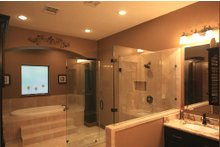 House Plan Design - Ranch Interior - Master Bathroom Plan #140-149