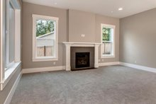 Home Plan - Colonial Interior - Family Room Plan #1066-76