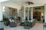 Traditional Style House Plan - 4 Beds 7 Baths 9820 Sq/Ft Plan #132-217 Photo