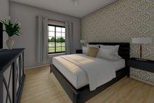House Plan Design - Farmhouse Interior - Bedroom Plan #126-234