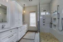 House Plan Design - Contemporary Interior - Master Bathroom Plan #892-21
