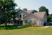 Country Style House Plan - 3 Beds 2.5 Baths 2665 Sq/Ft Plan #531-1 Exterior - Front Elevation