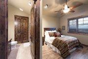 Craftsman Style House Plan - 3 Beds 4.5 Baths 3959 Sq/Ft Plan #892-16 Interior - Bedroom