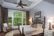 Craftsman Style House Plan - 5 Beds 4 Baths 4776 Sq/Ft Plan #929-340 Interior - Bedroom