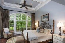 Architectural House Design - Craftsman Interior - Bedroom Plan #929-340
