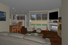 Home Plan - Ranch Interior - Other Plan #126-186