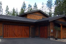 Craftsman Exterior - Other Elevation Plan #434-26