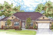 Traditional Style House Plan - 3 Beds 2.5 Baths 1980 Sq/Ft Plan #435-6
