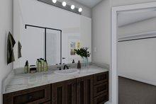 Dream House Plan - Traditional Interior - Master Bathroom Plan #1060-62