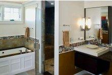 Prairie Interior - Master Bathroom Plan #454-6