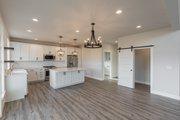 Craftsman Style House Plan - 3 Beds 2.5 Baths 2515 Sq/Ft Plan #1070-70