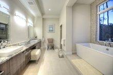 House Plan Design - Contemporary Interior - Master Bathroom Plan #930-512