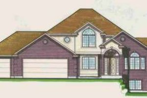 Traditional Exterior - Front Elevation Plan #308-111