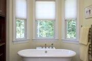 European Style House Plan - 4 Beds 3 Baths 2812 Sq/Ft Plan #929-877 Interior - Master Bathroom