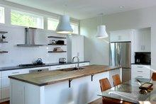 Architectural House Design - Contemporary Interior - Kitchen Plan #928-326