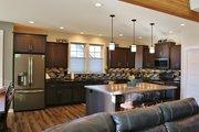 Craftsman Style House Plan - 4 Beds 2.5 Baths 2307 Sq/Ft Plan #1070-13 Interior - Kitchen