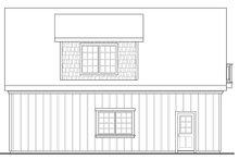 Craftsman Exterior - Other Elevation Plan #124-961