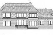European Style House Plan - 5 Beds 3 Baths 4542 Sq/Ft Plan #413-121