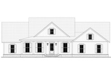 House Design - Farmhouse Exterior - Front Elevation Plan #430-232