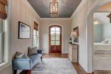 Dream House Plan - Ranch Interior - Entry Plan #437-89