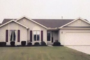 Traditional Exterior - Front Elevation Plan #421-106