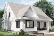 Farmhouse Style House Plan - 3 Beds 2.5 Baths 2456 Sq/Ft Plan #51-1166