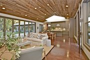 Ranch Style House Plan - 3 Beds 3.5 Baths 3776 Sq/Ft Plan #888-17