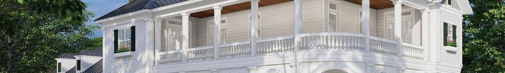 Curb Appeal-Rich House Plans, Floor Plans & Designs