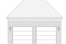 House Plan Design - Traditional Exterior - Other Elevation Plan #932-269