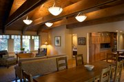 Ranch Style House Plan - 4 Beds 2 Baths 2700 Sq/Ft Plan #481-7 Photo
