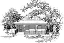House Design - Ranch Photo Plan #70-1023