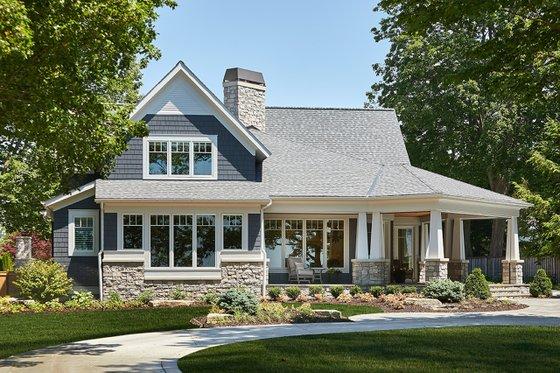 House Plan Design - Craftsman Exterior - Front Elevation Plan #928-304