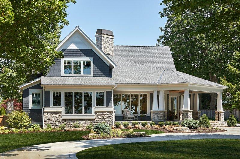 Home Plan - Craftsman Exterior - Front Elevation Plan #928-304