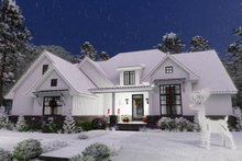 Architectural House Design - Christmas