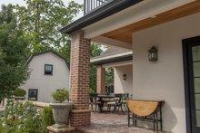 Colonial Exterior - Outdoor Living Plan #451-26