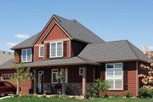Dream House Plan - Craftsman Exterior - Other Elevation Plan #48-373