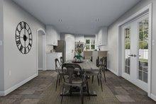 Traditional Interior - Dining Room Plan #1060-25