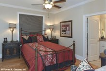 Home Plan Design - Craftsman Interior - Bedroom Plan #929-1025