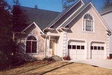 Dream House Plan - European Photo Plan #119-278