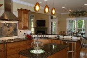 Traditional Style House Plan - 3 Beds 3 Baths 2097 Sq/Ft Plan #56-164 Interior - Kitchen