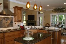 Home Plan - Traditional Interior - Kitchen Plan #56-164