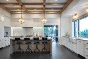 European Style House Plan - 4 Beds 4.5 Baths 7149 Sq/Ft Plan #48-689 Interior - Kitchen