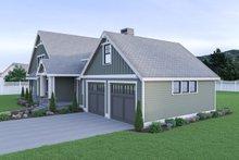Craftsman Exterior - Other Elevation Plan #1070-67