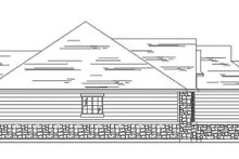 Craftsman Exterior - Other Elevation Plan #945-63