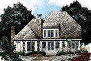 European Style House Plan - 4 Beds 3.5 Baths 2999 Sq/Ft Plan #429-22