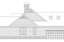 Craftsman Exterior - Other Elevation Plan #929-500