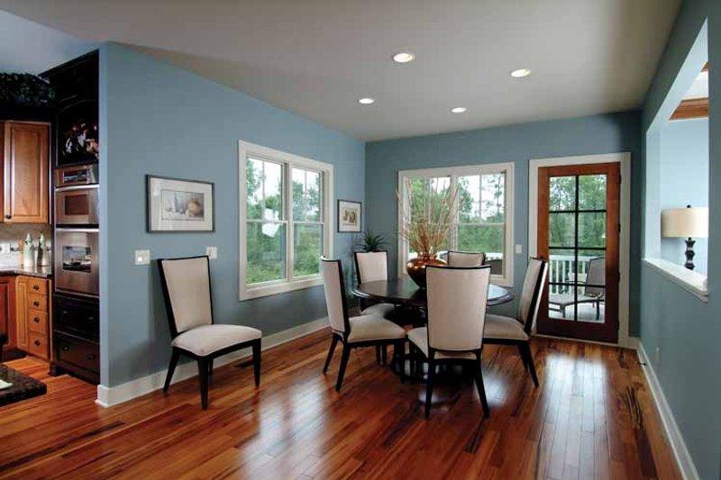 Craftsman Interior - Dining Room Plan #928-18 - Houseplans.com