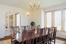 Contemporary Interior - Dining Room Plan #72-872